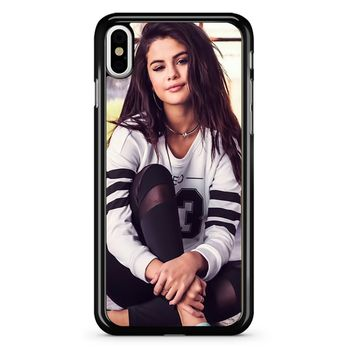 Selena Gomez 1 iPhone X Case