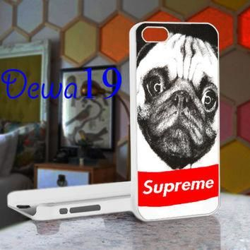 Pug Supreme For iPhone 4/4S, iPhone 5 / iPhone 5S / iPhone 5c and Samsung Galaxy S3/S4