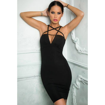 New Fashion Summer Sexy Women Dress Casual Dress for Party and Date = 4591936068