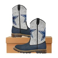Dallas Football Men's Cowboy Boots