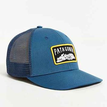 Patagonia Climb A Mountain Trucker Hat - Urban Outfitters
