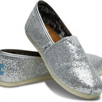 Silver Youth Glitters