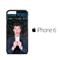 Shawn Mendes Walpaper X2174 iPhone 6 Case