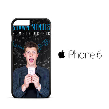 buy online 98d42 2834b Shawn Mendes Walpaper X2174 iPhone 6 Case