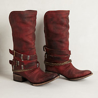 Drover Slinger Mid-Boots by Freebird by Steven Sand 7 Boots