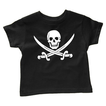 Calico Jack Toddler T-Shirt (2T - 7)