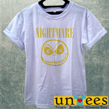Low Price Women's Adult T-Shirt - Nightmare design
