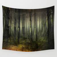 Why am I here Wall Tapestry by happymelvin