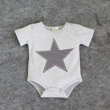 Kids Boys Girls Baby Clothing Toddler Bodysuits Products For Children = 4457423940