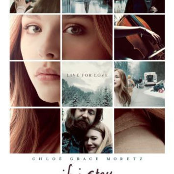 If I Stay 11inx17in Mini Poster