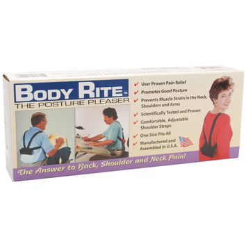 MagEyes Body Rite Posture Pleaser-
