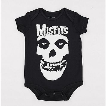 Misfits Baby Bodysuit - Spencer's