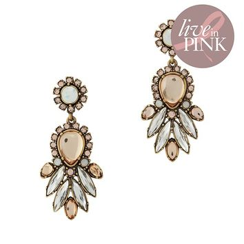 Live In Pink by Suzanna Dai Earrings