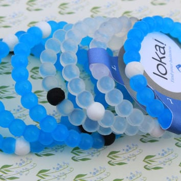 Lokai Bracelet- Mud from Dead Sea & Water from Mount Everest-S,M,L