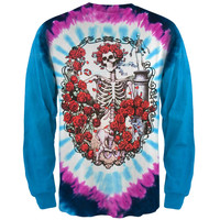 Grateful Dead - 30th Anniversary Tie Dye Long Sleeve T-Shirt