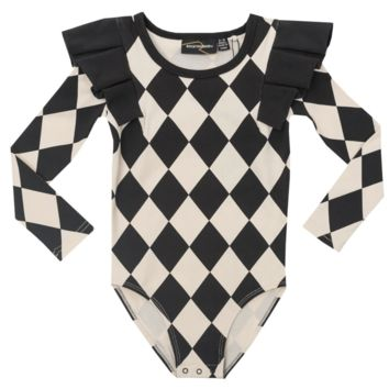 RYB Harlequin Leotard