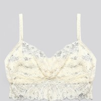 Lauren Lace Bralette - Ivory - Intimates+Swim - Clothes | GYPSY WARRIOR