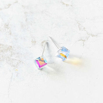 Prism Geo Post Earring | Urban Outfitters