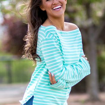 Coastal Feels Top | Monday Dress