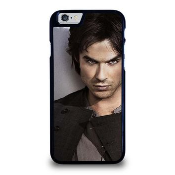 ian somerhalder vampire diaries iphone 6 6s case cover  number 1