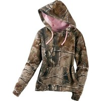 Cabela's: Realtree® Women's Camo Fleece Hoodie