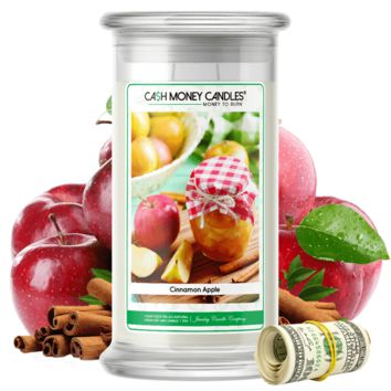 Cinnamon Apple Cash Money Candle®