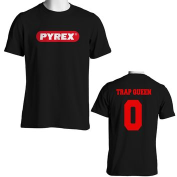 Pyrex Trap Queen T-SHIRT