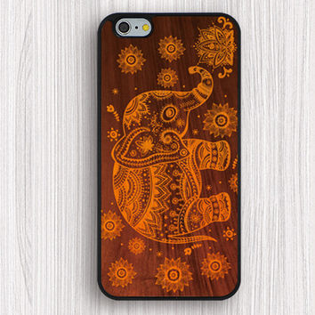 elegant iphone 6 case,elephant pattern iphone 6 plus case,elephant flower iphone 5s case,wood elephant iphone 5c case,classical iphone 5 case,art wood design iphone 4s case,fashion design iphone 4 case