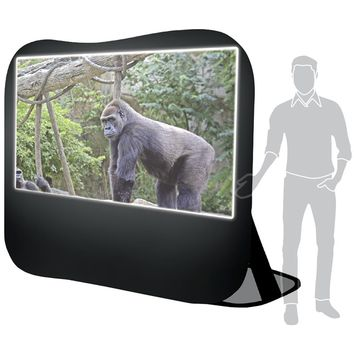 """Sima Pop-up Projection Screen (120"""")"""