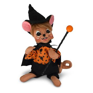 Annalee Dolls 6in 2018 Halloween Boy Mouse Plush New with Tags