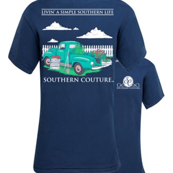 Southern Livin - Adult T-Shirt