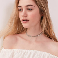 Multi-Chain Choker Necklace | Urban Outfitters