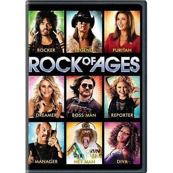 DVD | Rock Of Ages (2012)