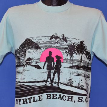 90s Myrtle Beach South Carolina Tourist t-shirt Medium