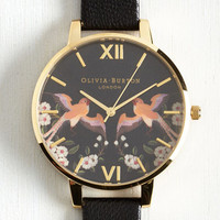 Critters First Wing's First Watch by Olivia Burton from ModCloth