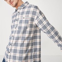 Rugged Long Sleeve Shirt