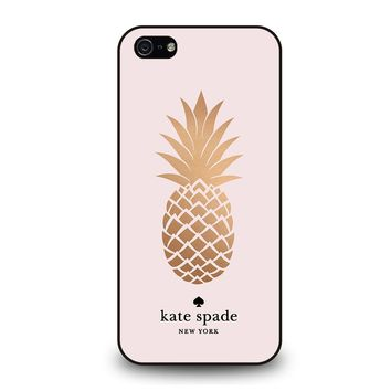 PINEAPPLE KATE SPADE iPhone 5 / 5S / SE Case