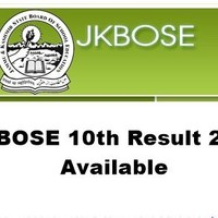 JKBOSE 10th Result 2016 at Jkbose.co.in:Live JK Board 10th Result