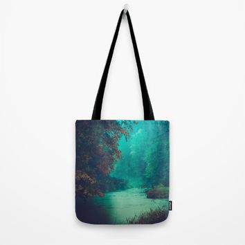 Sanctuary Tote Bag by Faded  Photos
