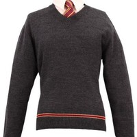 Harry Potter Gryffindor School Sweater with Tie (L)