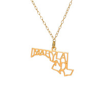 Maryland Necklace