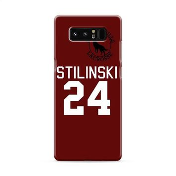 Teen Wolf Stilinski 24 Samsung Galaxy Note 8 Case