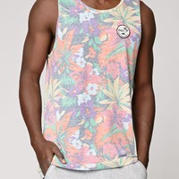 Vans Cameo Tank Top - Mens Tee - Multi Color