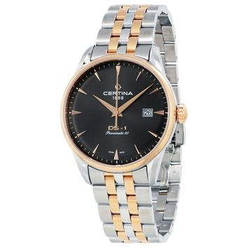 Certina DS-1 Powermatic 80 Automatic Mens Watch C029.807.22.081.00