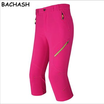 Women's Compression Tights 3/4  Waterproof