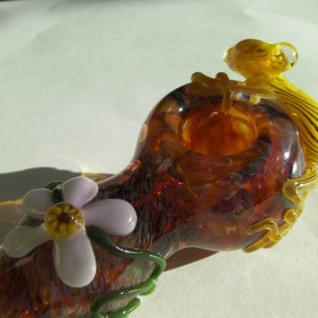Glass pipe          Sunflower Sunshine !!!