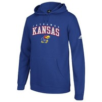 NCAA Kansas Jayhawks Playbook Hood