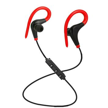 Wireless Bluetooth Sport Headphones Noise-Cancelling Earphones with Mic