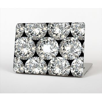 The Diamond Pattern Skin Set for the Apple MacBook Air 11""