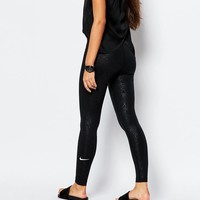 Nike | Nike Legging With All Over Snake Print at ASOS